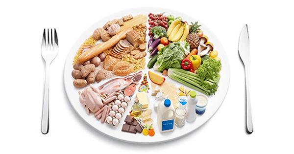 dieta que combina alimentos para bajar de peso