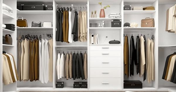 cmo organizar el armario - Como Organizar Un Armario